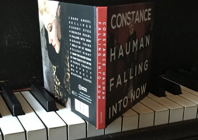 Constance Hauman - Falling into Now - Music Album CD Package (8) 800