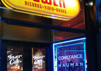 Constance Hauman - Falling into Now - Music Album