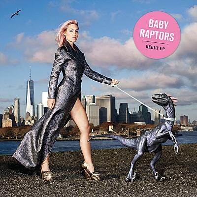 Baby Raptors - Strings