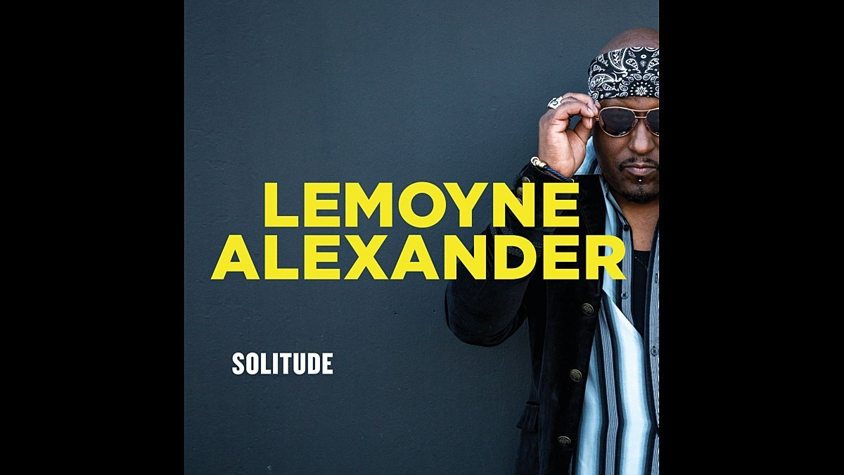 Lemoyne Alexander - Solitude Album Cover