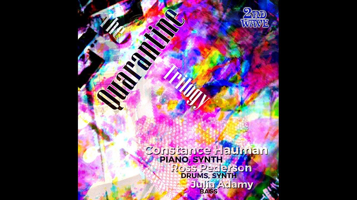 Constance Hauman - The Quarantine Trilogy 2nd Wave