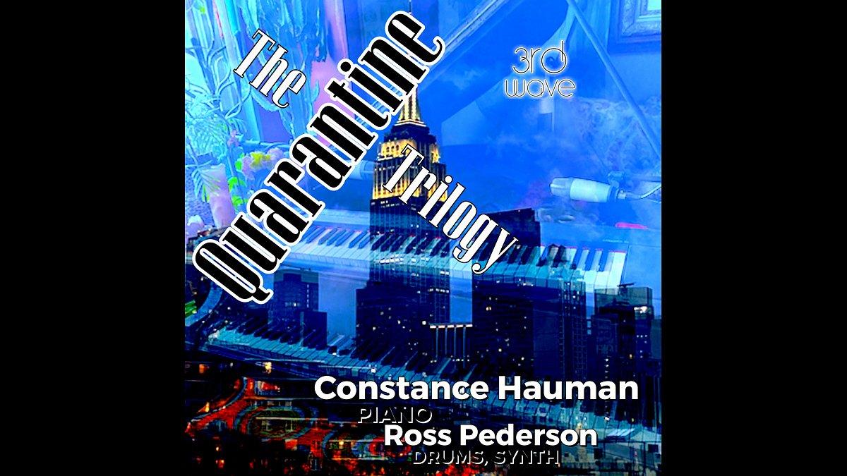 Constance Hauman - The Quarantine Trilogy 3rd Wave