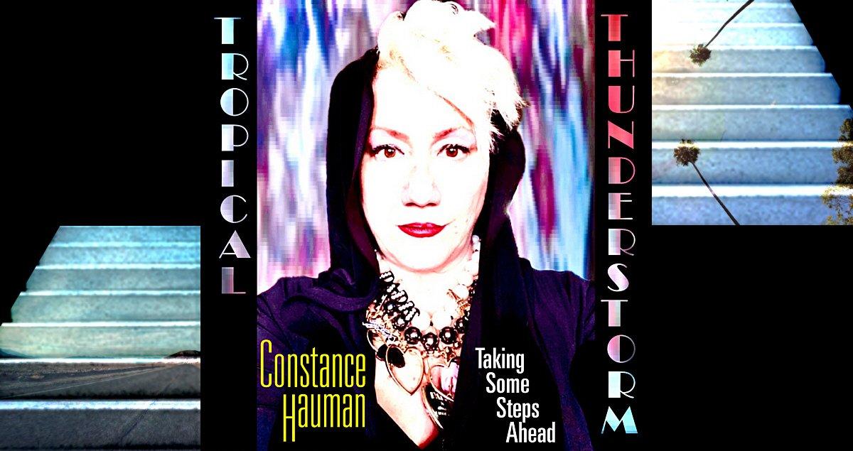Constance Hauman - Taking Some Steps Ahead