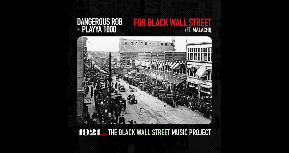 For Black Wall Street