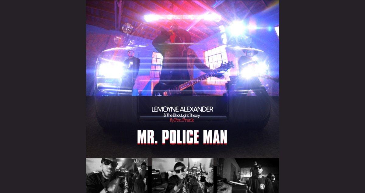 Lemoyne Alexander - Mr. Policeman